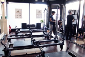 Pilates studio Greenwich Contact us address SE10