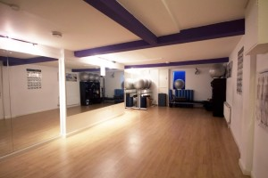 Studio hire rent Greenwich Yoga Dance Theatre SE10